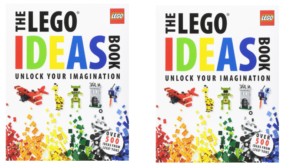 The Lego Ideas Hardcover Book: Unlock Your Imagination Only $6 (Regular $24.99)