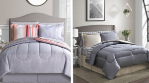 Macy's 8 Piece Reversible Comforter Sets All Sizes Only $29.99 (Regular $100) – Today Only!