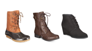 Macy's Boots Only $14.75 (Regular $59.50) – Today Only!