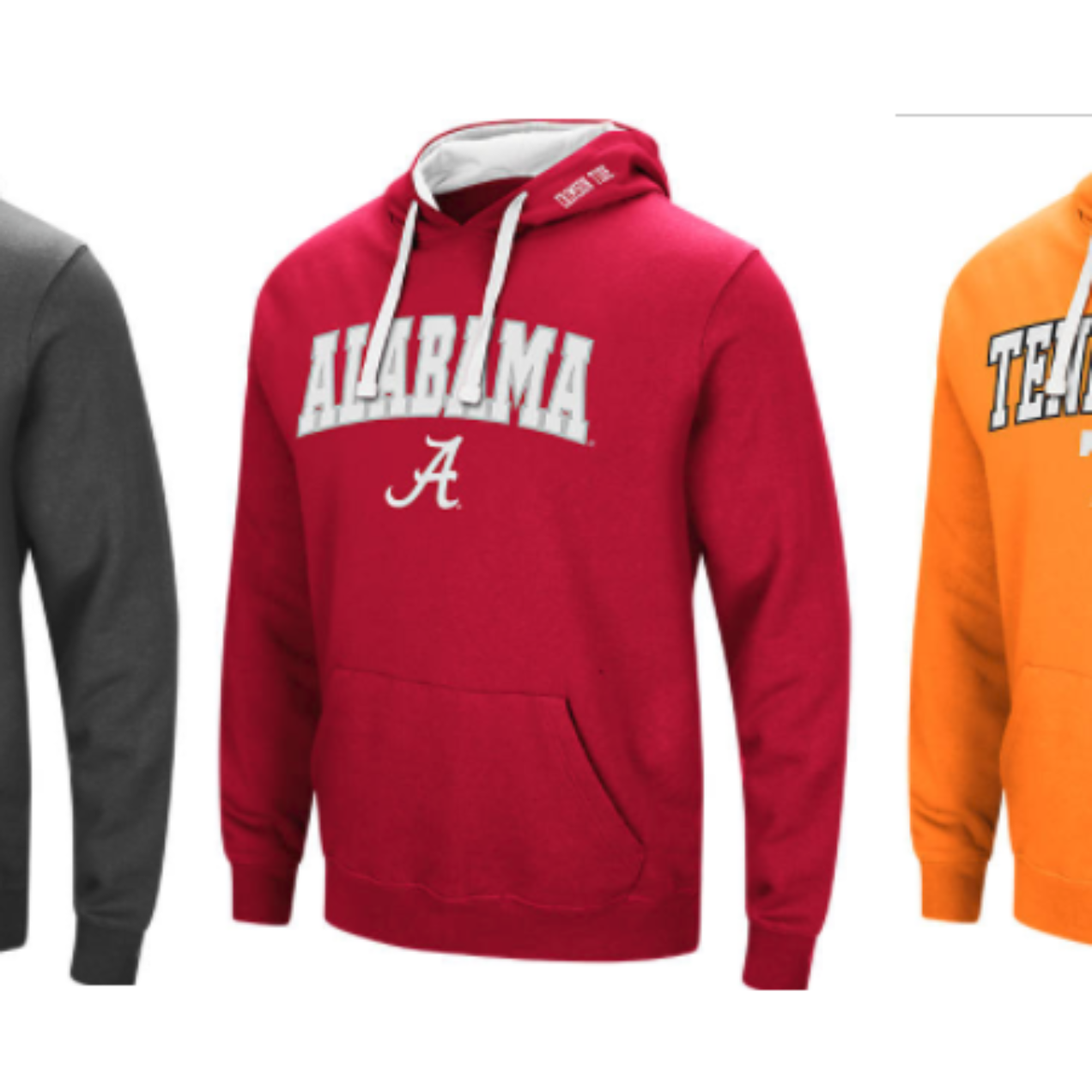 Men's College Hoodie Only $15.99 Shipped (Regular $40)!