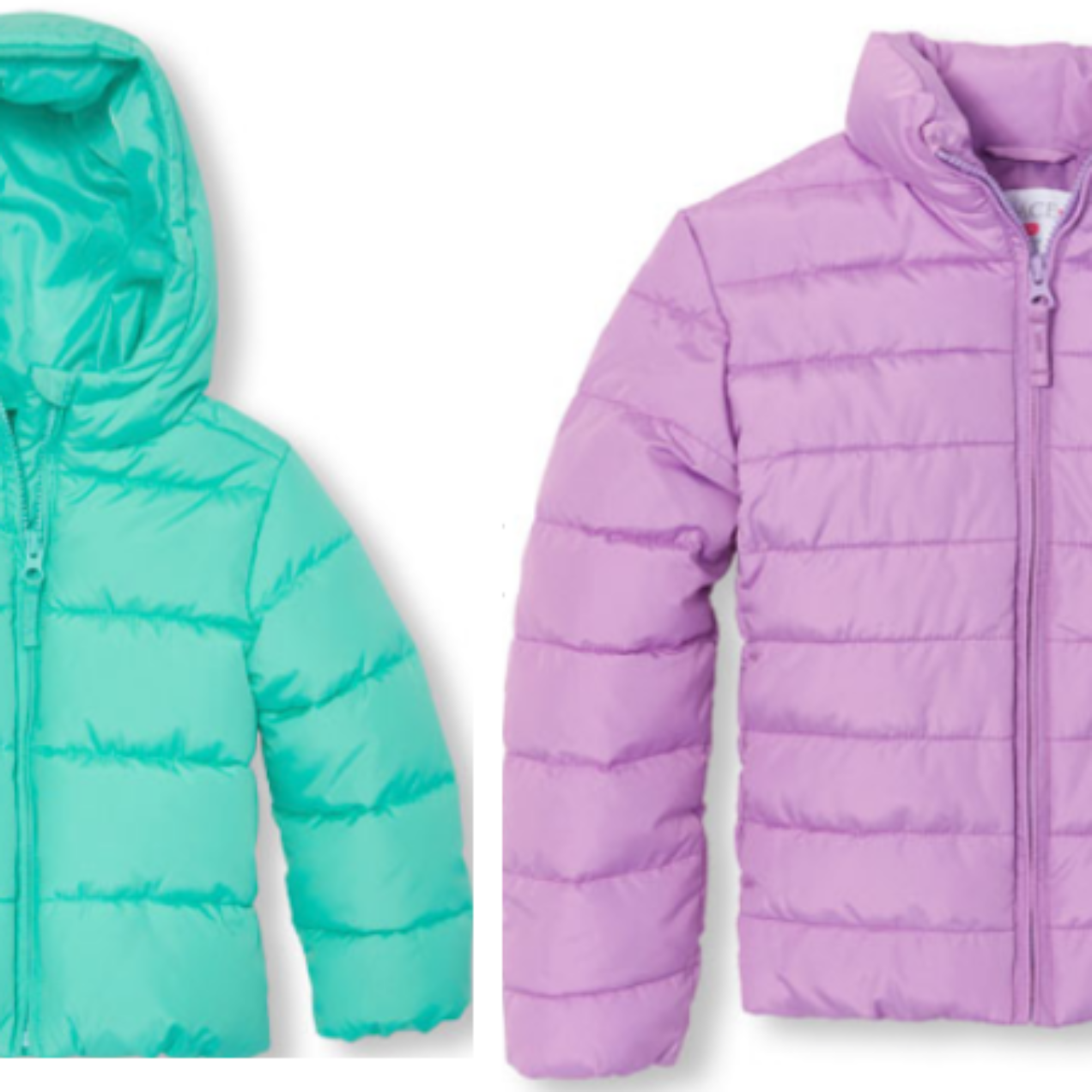 The Children's Place Puffer Jackets for Toddlers and Girls Only $9.99 Shipped (Regular $49.95)