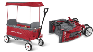 Radio Flyer Ultimate EZ Fold Wagon 47% Off – Today Only!