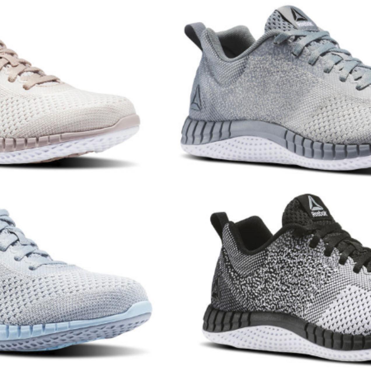 Reebok Ultraknit Running Shoes for Men and Women Only $35 (Regular $80)