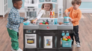 Step2 Modern Cook Kitchen Set Only $41 – Today Only!