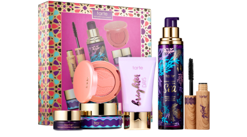 tarte cosmetics offers free shipping on orders over $40 - no coupon needed. Shop their Sale section to find where their best deals are. Sometimes there may be other exclusive offers on the tarte Facebook page so check there as well.
