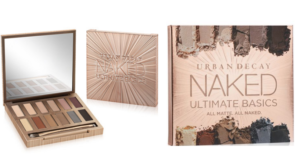 Urban Decay Naked Ultimate Basics Eye Shadow Palette Only $27 (Regular $54)