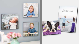 75% Off Wood Panel Prints + Free Store Pick Up = 8X10 Only $5!