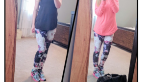 Dixie's Deal #OOTD – Old Navy Compression Leggings Only $12.50 Shipped Today Only (Regular $33)