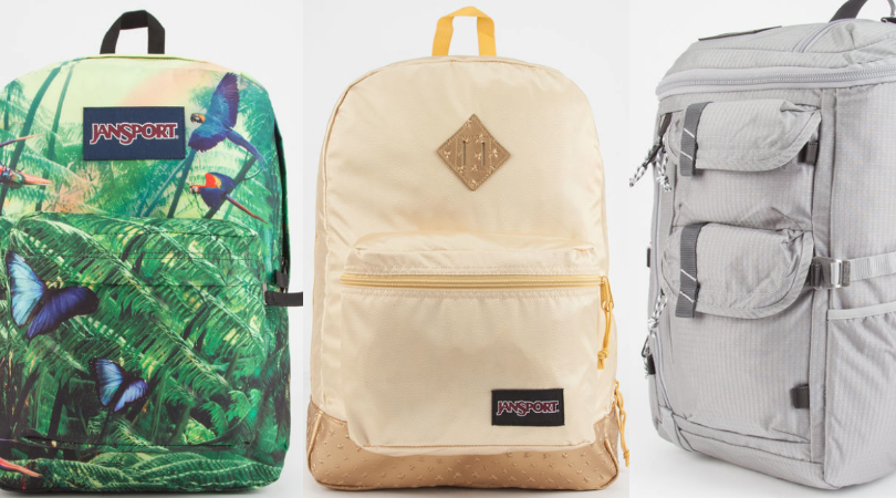70% Off Select Jansport Backpack Sale + Free Shipping!