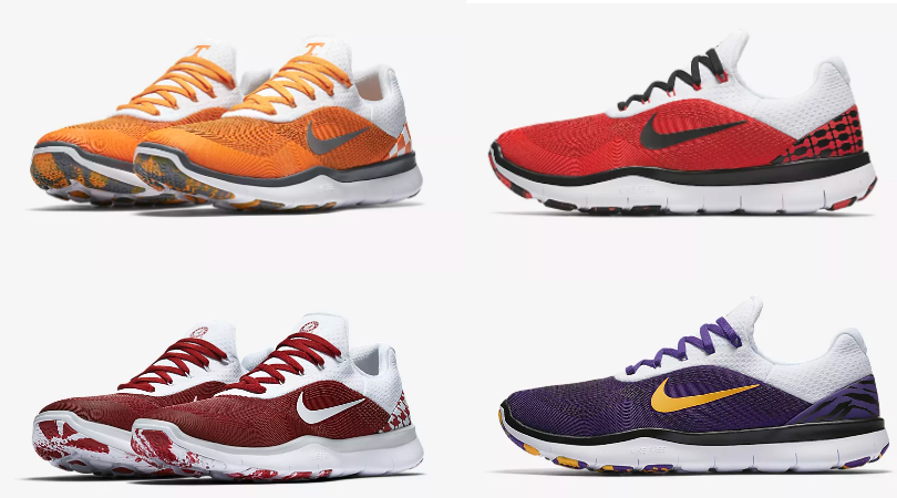 week zero nike free collection database