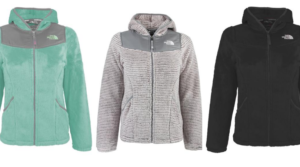 The North Face Girls' Oso Hoodie Only $44 (Regular $99)!
