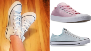 Women's Chuck Taylor Ox Satin Sneakers Only $26.24 (Regular $65) + More Converse Savings!