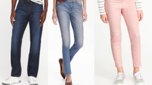 Old Navy Jeans for Men and Women Only $10 (Regular $30) – Kids Only $8 + Free Shipping!