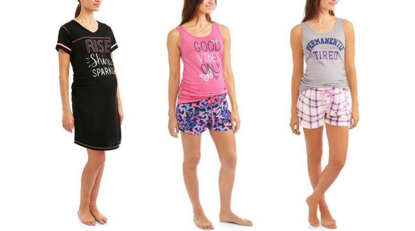 Sleep & Co Maternity Pajamas Only $3.99 (Regular $12)