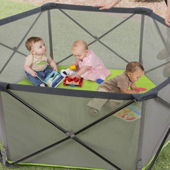 Expired Summer Infant Pop Nu0027 Play Portable Playard Only $39.16 (Regular $79.99)  sc 1 st  Dixie Does Deals & Summer Infant Pop Nu0027 Play Portable Playard Only $39.16 (Regular ...