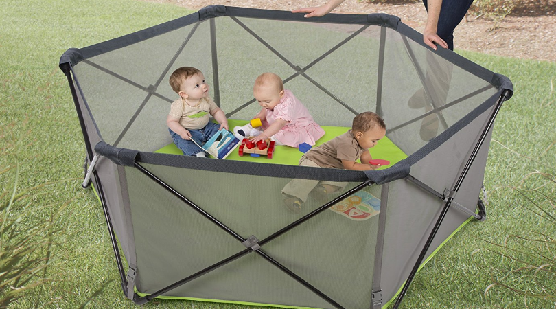 Summer Infant Pop N Play Portable Playard Only 39 16