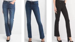 Gap Women's Boot Cut Jeans Only $13.98 (Regular $69.95)