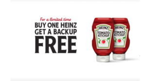 *NEW* Buy 1 Get 1 Free Heinz Ketchup Coupon