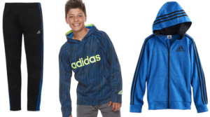 70% Off Grade School Boys Adidas – Hoodies Only $13.50, Pants Only $12 + More!