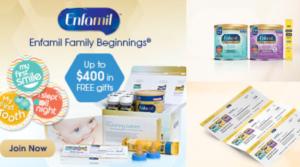 Free Baby Samples, Coupons & Formula Checks