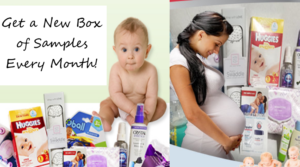 EverydayFamily Sampling Club – New Box of Samples Every Month!