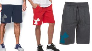 Men's Under Armour Rival Fleece Shorts Only $16 (Regular $40) + More!