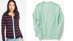 Old Navy Cardigans On Sale Today Only! Women's Sizes $10, Girls' Sizes $8 (Regular up to $29.99)