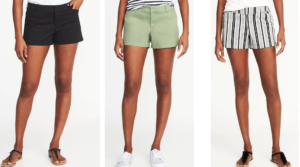 Old Navy Pixie Chino Shorts for Women Only $9.75 Shipped (Regular $24.99)