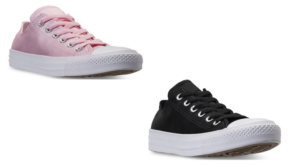 Women's Chuck Taylor Ox Satin Casual Sneakers Only $29.98 (Regular $65)