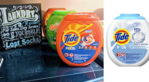 10 New Tide Pods & More 25% Off Online Coupons!