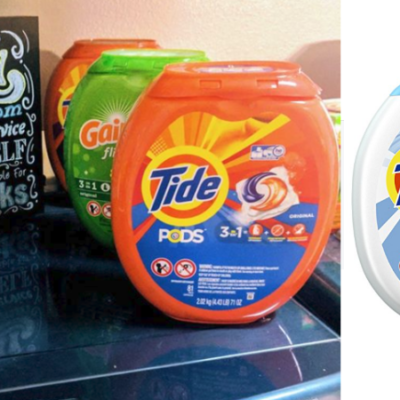 New 20% Off Amazon Coupons for Tide & Downy!