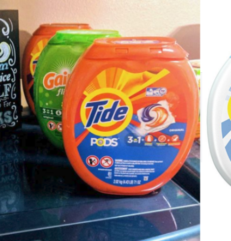 New 20% Off Amazon Coupons for Tide, Gain & Downy!