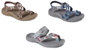Save on Sketchers Reggae Women's Sandals!