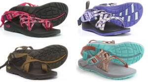 Chaco Sandals for Men and Women Only $59.99 – Kids Only $29.99