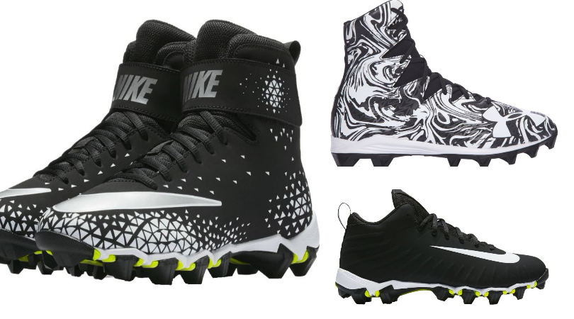 nike football cleats 55  off