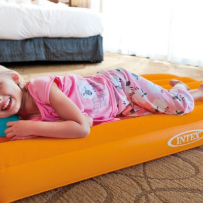 Intex Cozy Kidz Inflatable Airbed Deal!