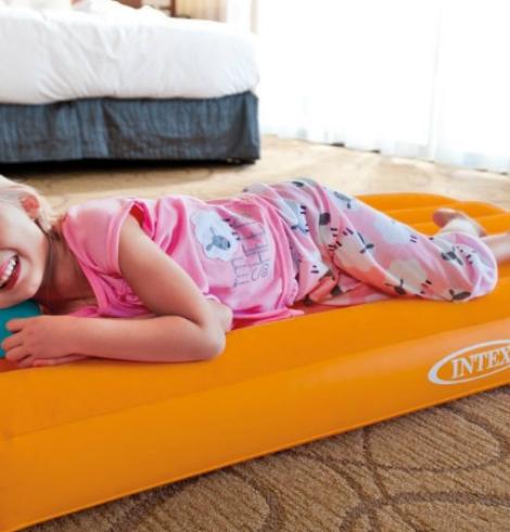 Intex Cozy Kidz Inflatable Airbed Deal!