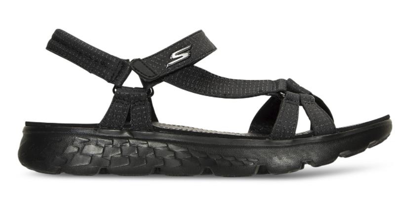 e4545e83abf3 Skechers Women s On The Go Radiance Sandals Only  20.98 (Regular  39.99)