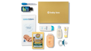 Target Baby Box Only $5 Shipped ($20 Value)!