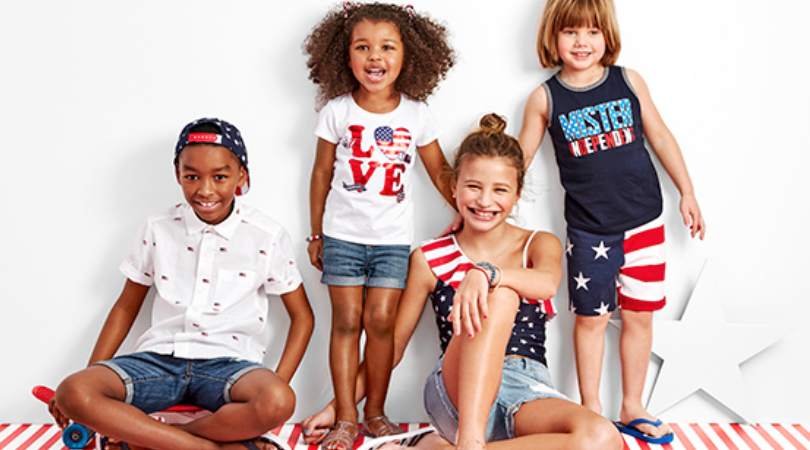 8697200c5 50 – 60% Off The Children's Place Americana Collection + Free Shipping –  Includes Swim!