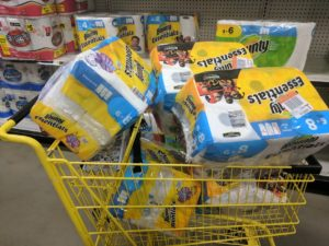 Bounty Paper Towels – 6 Big Rolls Only $2.99 at Food City Friday Only (Just Use Your Phone)!