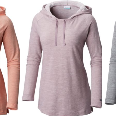 Women's Hart Mountain Sleeve Graphic Hoodie Only $20 Shipped (Regular $75)!