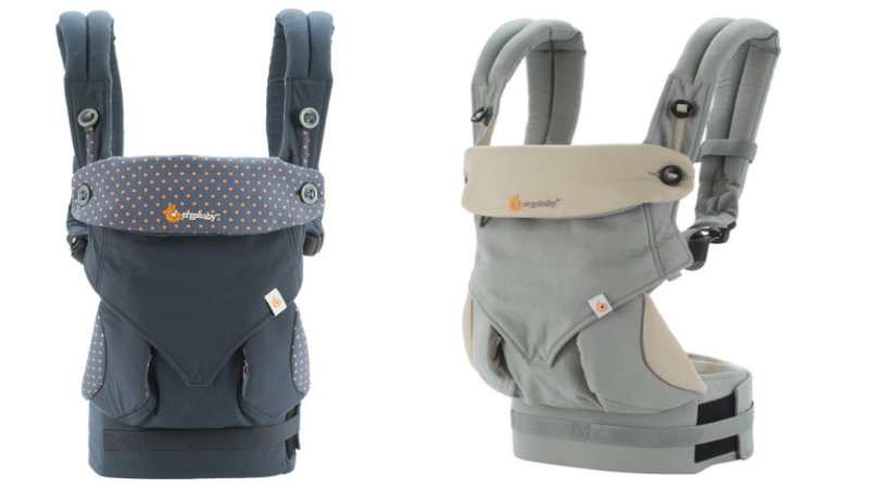 Ergobaby 360 Carriers 50 Off Today Only
