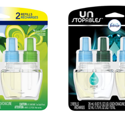Febreze Plug in Air Fresheners – New $5 Coupon!