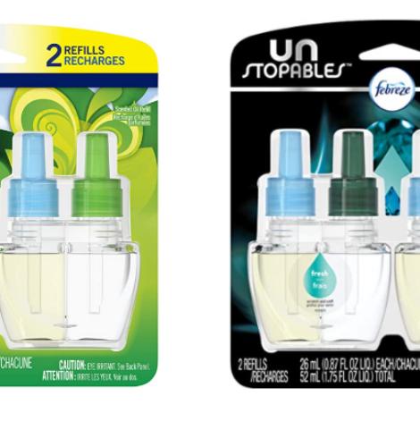 Febreze Plug in Air Fresheners – New $5 Coupon!