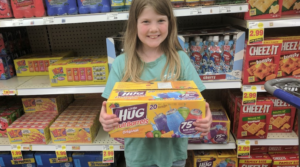 Little Hug Fruit Barrels 20 ct. Box Only $1.99 at Kroger or Walmart!