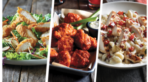 1 Appetizers and 2 Entrees Only $16 w/ Applebee's To Go!