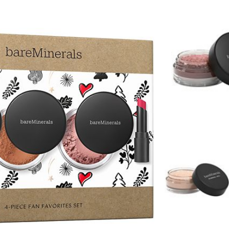 Bare Minerals 4-Piece Lip & Cheek Set Only $15 Shipped ($61 Value) + More!