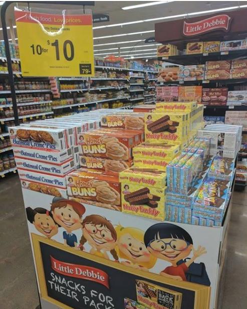 Little Debbie Snack Cakes Kroger Deal