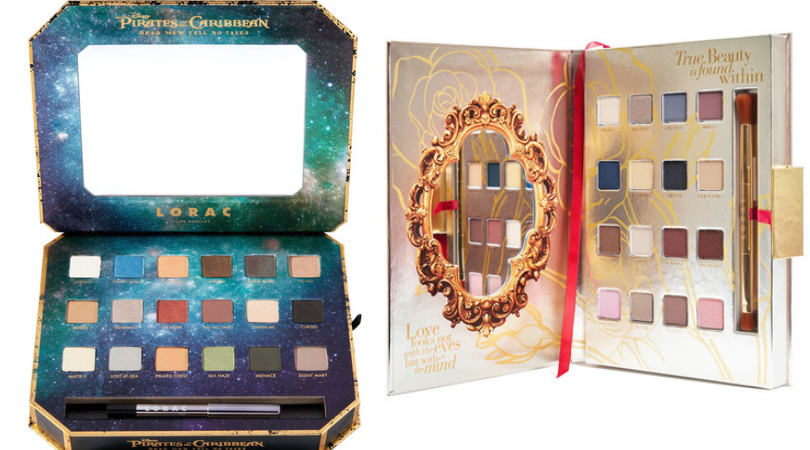 Lorac Pirates Of The Caribbean Or Beauty And The Beast Eye Shadow